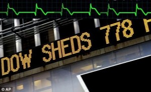 The stock market stresses the heart and more