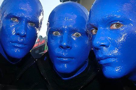 I'm Blue!