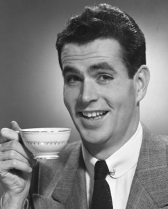 Pdrink coffee
